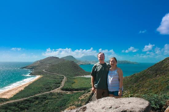 St. Kitts Captain Sunshine Tours: Photo taken by Captain Sunshine