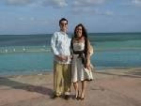 ฟรีพอร์ต, Grand Bahama Island: Friend Wedding Bahamas 2006