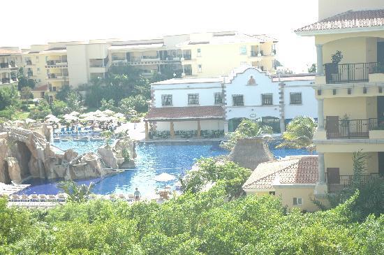 Hotel Marina El Cid Spa & Beach Resort: view from building 18
