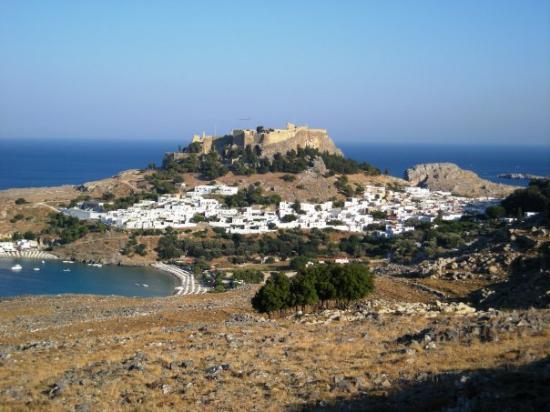 ลินดอส, กรีซ: Lindos