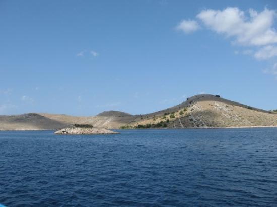 Kornati Islands National Park, โครเอเชีย: Narodny park Kornati