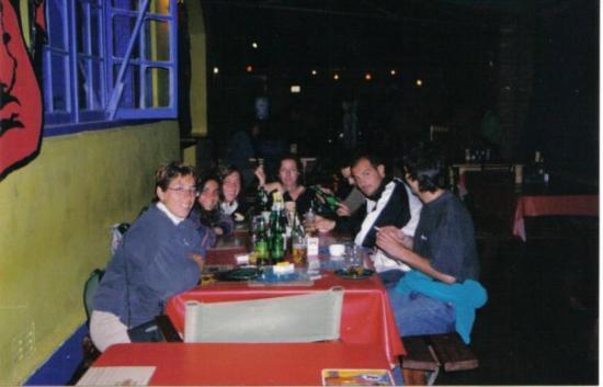 Maun, บอตสวานา: Victoria Town, Zimbabwe, Agosto 2001