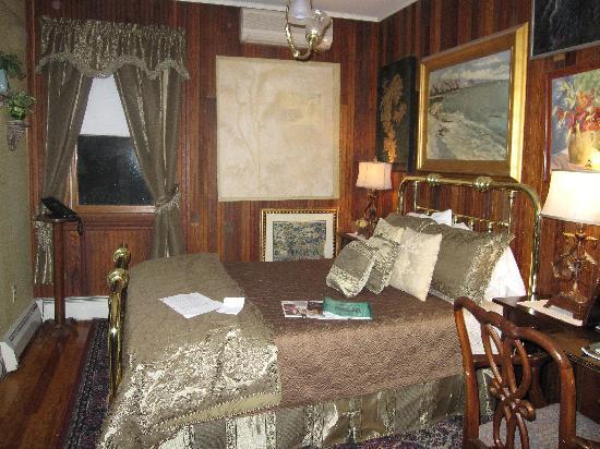 Fairlawn Inn: Glendwood Room, Bedroom