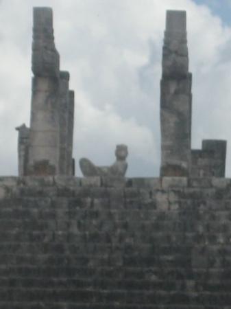 Chichen Itza ภาพถ่าย