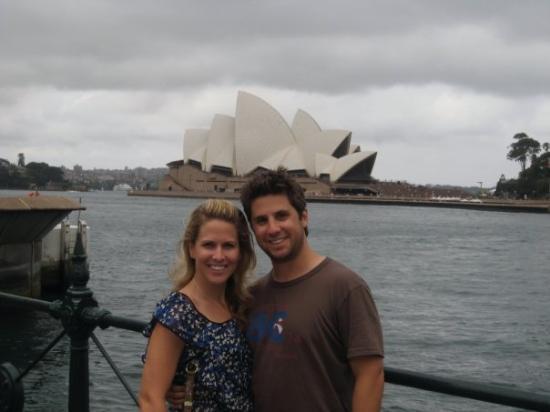 Sydney Opera House: SYDNEY!