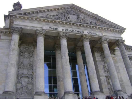 สภาผู้แทนราษฎรเยอรมัน: Reichstag