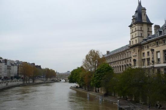 Seine River ภาพถ่าย