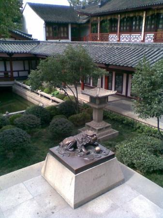 Hanshan Temple: Suzhou, China