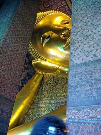 วัดโพธิ์: Bangkok, Thailand, amazing!!
