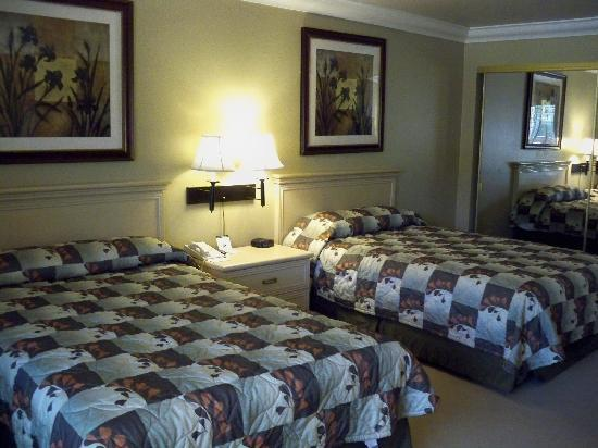 Indian Wells Resort Hotel: Room
