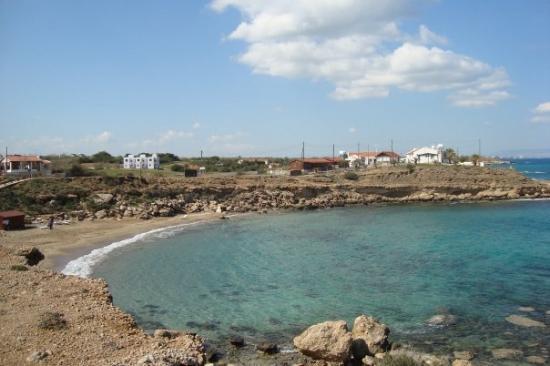Famagusta, ไซปรัส: Firemans Beach