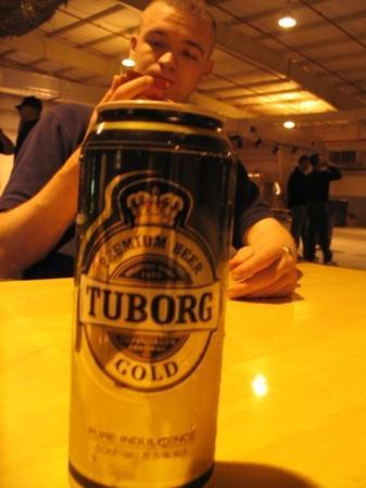 โดฮา, กาตาร์: First beer in 6 months.....