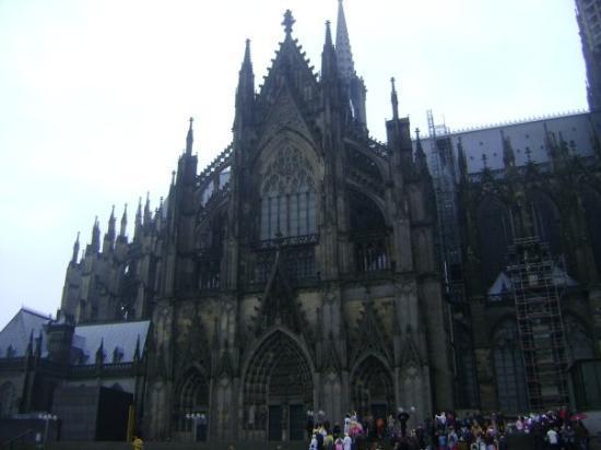โคโลญ, เยอรมนี: la catredal de Köln...