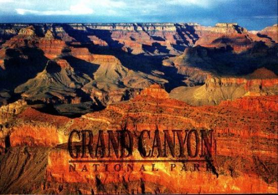 อุทยานแห่งชาติแกรนด์แคนยอน ภาพถ่าย