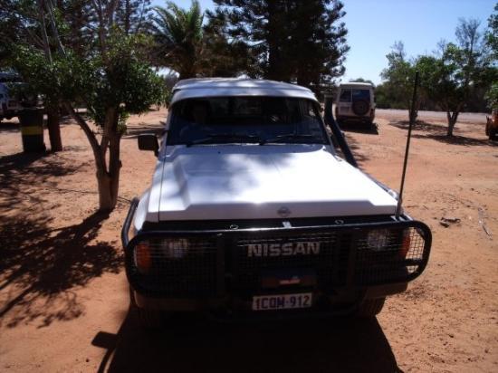 Kalbarri, ออสเตรเลีย: tara new 4BY4