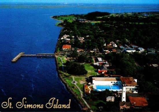 Saint Simons Island ภาพถ่าย