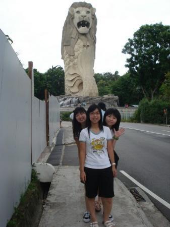 เกาะเซนโตซา, สิงคโปร์: ...再黎多次...=u=...哈哈哈...