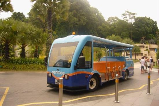 เกาะเซนโตซา, สิงคโปร์: ...架架都好得意...^o^...