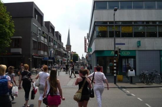 เบรดา, เนเธอร์แลนด์: breda city center