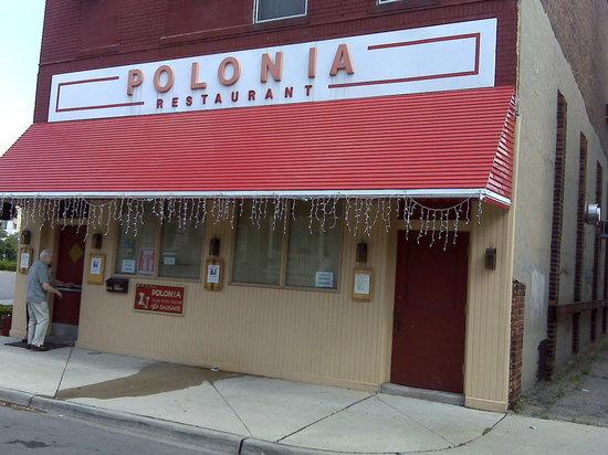 Polonia Polish Restaurant: Exterior