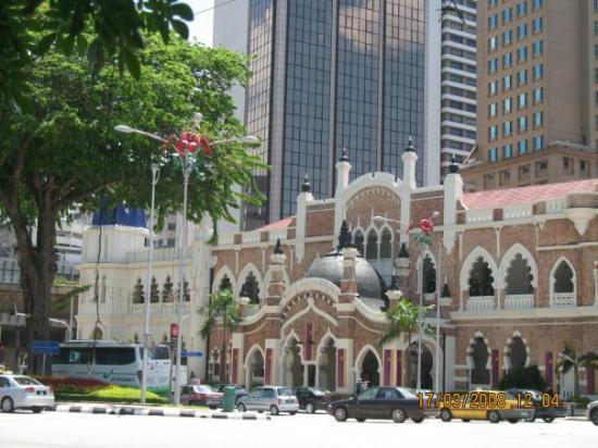 กัวลาลัมเปอร์, มาเลเซีย: Piazza Merdeka, Kuala Lumpur