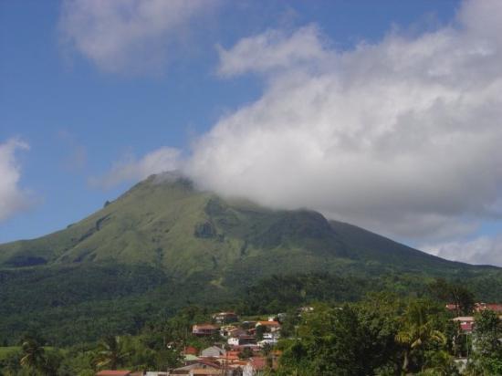 มาร์ตินีก: montagne pelée