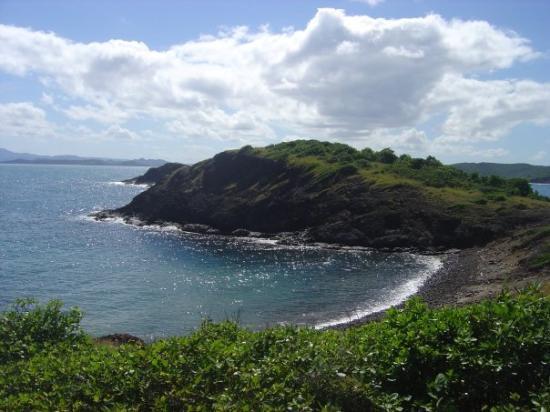 มาร์ตินีก: presqu'île de la caravelle