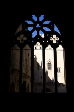 อาวิญง, ฝรั่งเศส: L'intérieur du Palais des Papes