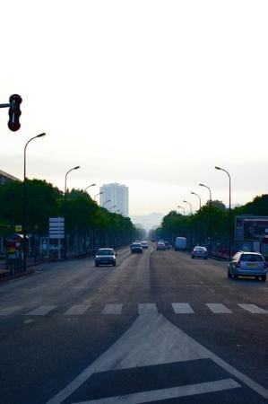 มาร์แซย์, ฝรั่งเศส: Le Prado à Marseille