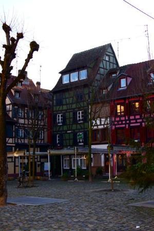 สตราสบูร์ก, ฝรั่งเศส: Jolies maisons