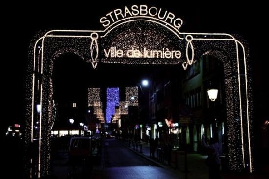 สตราสบูร์ก, ฝรั่งเศส: Strasbourg, ville de lumière