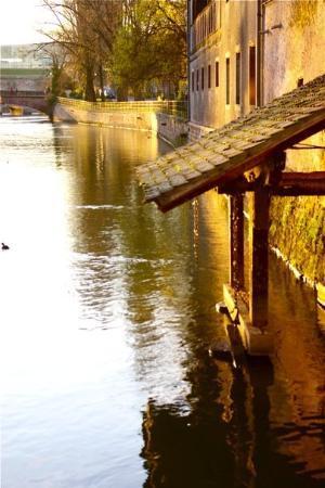 สตราสบูร์ก, ฝรั่งเศส: Toujours un joli paysage
