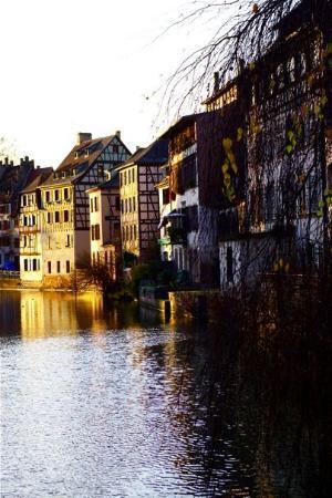 สตราสบูร์ก, ฝรั่งเศส: Joli Paysage