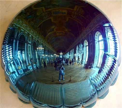 แวร์ซาย, ฝรั่งเศส: Jeff Koons : ?