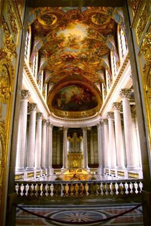 แวร์ซาย, ฝรั่งเศส: La Chapelle Royale