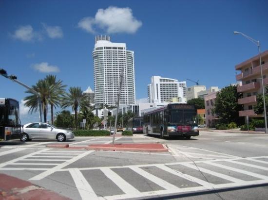 ไมอามี่ีบีช, ฟลอริด้า: Road to Miami Beach