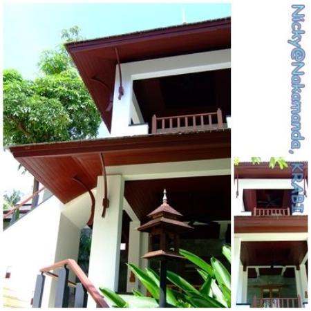 นาคามันดา รีสอร์ท แอนด์ สปา: Our Sala Villa!  Special price only USD 110 / night!