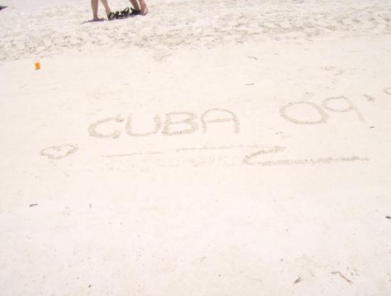 บาราเดโร, คิวบา: CUBA '09
