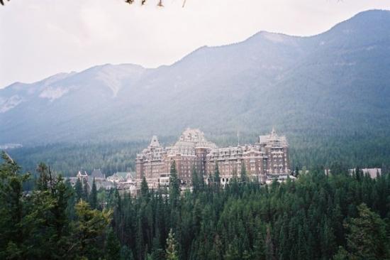 แบมฟ์, แคนาดา: Fairmont Hotel, Banff September 2006