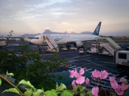 ปาเปเอเต, เฟรนช์โปลินีเซีย: Stopover in Tahiti March 2007