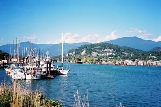 Squamish Marina, British Columbia July 2006