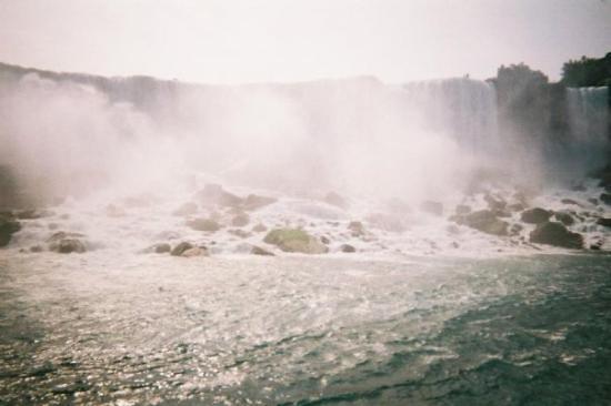 น้ำตกไนแอการา, แคนาดา: Niagara Falls August 2005
