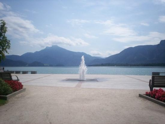 Lake at Mondsee