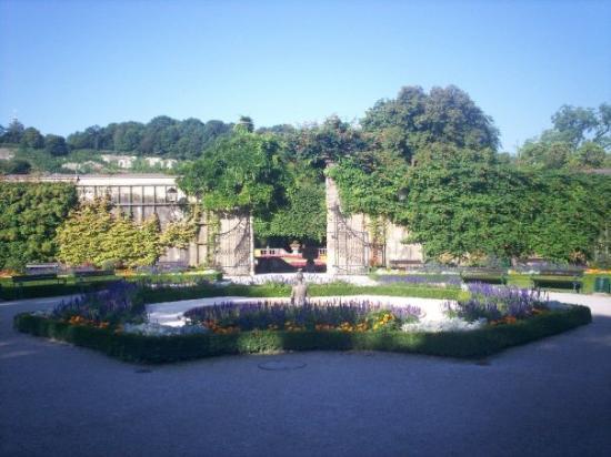 ซาลซ์บูร์ก, ออสเตรีย: Mirabell Gardens