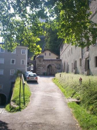 ซาลซ์บูร์ก, ออสเตรีย: Abbey Nonnberg - used in Sound of Music