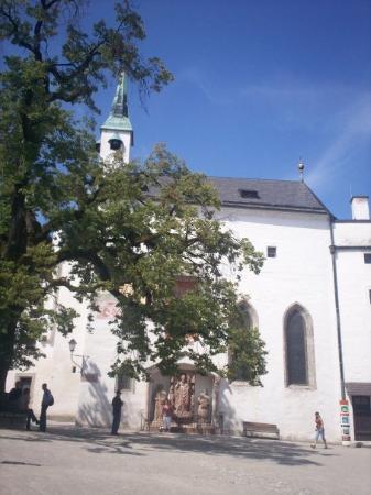 ซาลซ์บูร์ก, ออสเตรีย: Hohensalzburg Fortress