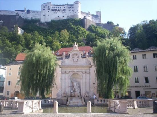 ซาลซ์บูร์ก, ออสเตรีย: Salzburg