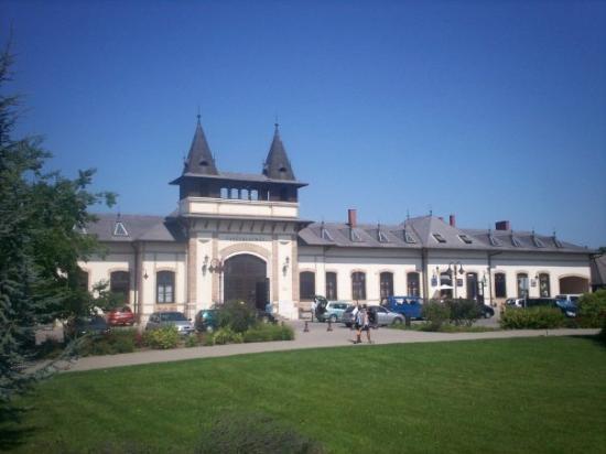 ซิโลฟอก, ฮังการี: Siofok Station