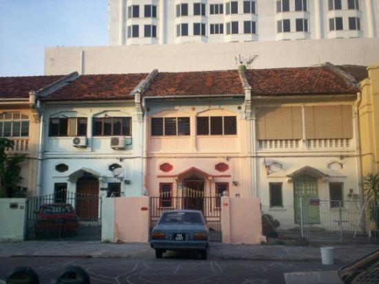 จอร์จทาวน์, มาเลเซีย: Georgetown, Penang Malaysia, April 2007