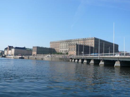 สตอกโฮล์ม, สวีเดน: Royal Palace, Stockholm